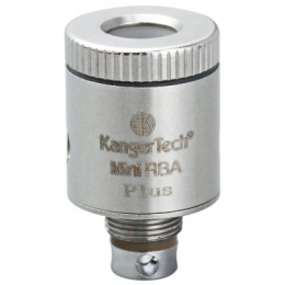 Cменный испаритель KangerTech Mini RBA Plus