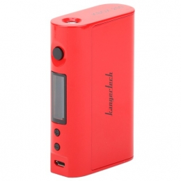 Боксмод Kangertech KBOX 200W TC Red