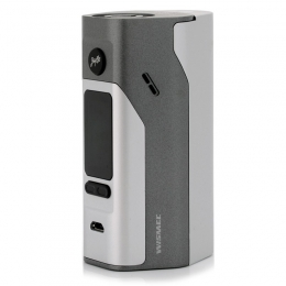 Боксмод WISMEC Reuleaux RX200 2 (3) 200W Full BlackGrey-Silver