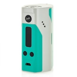 Боксмод WISMEC Reuleaux RX200 200W Green/White