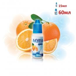 Жидкость Aqua Апельсин 60 мл