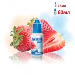 Жидкость Aqua Клубника 60
