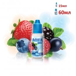Жидкость Aqua Лесные Ягоды 60