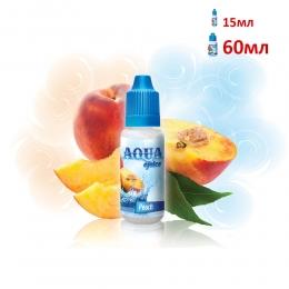 Жидкость Aqua Персик 15 мл
