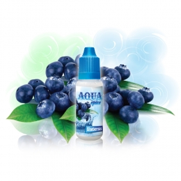 Жидкость Aqua Черника 15 мл