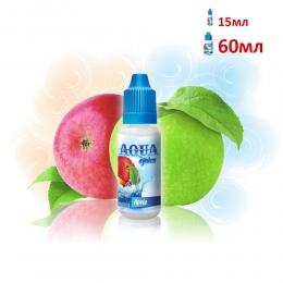Жидкость Aqua Яблоко 15