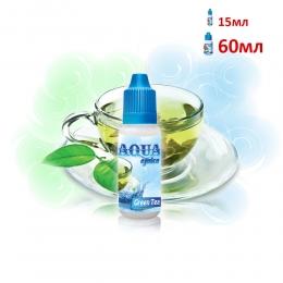 Жидкость Aqua Зеленый Чай 15 мл