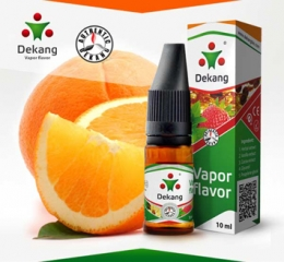 Жидкость Dekang Апельсин