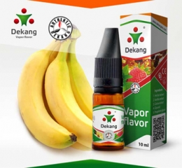 Жидкость Dekang Банан