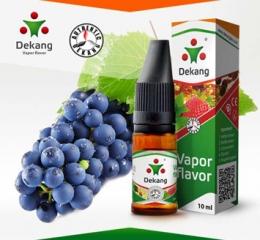 Жидкость Dekang Виноград
