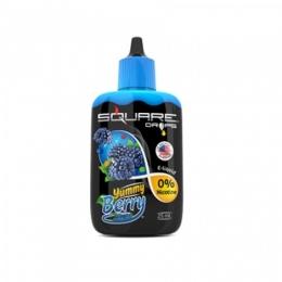 Жидкость для электронных кальянов Square E-head 25ml Ягоды