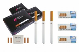 Комплект электронных сигарет e-Health для 3-х человек