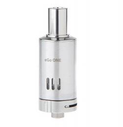 Атомайзер Joyetech eGo ONE Atomizer 0.5 Ohm 2,5 ml Silver