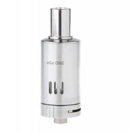 Атомайзер Joyetech eGo ONE Atomizer 0.5 Ohm 2,5 ml Silver