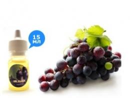 Жидкость Mr. Black Виноград 15 мл