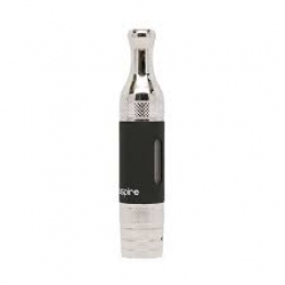Клиромайзер Aspire ET-S Glass BVC Clearomizer 3ml 1,8 Ohm Black