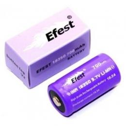 Аккумуляторная батарея Efest IMR 18350 700 mAh 10.5 A