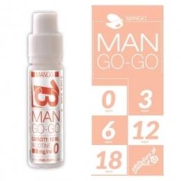Жидкость для электронных сигарет Pink-Fury MAN GO-GO Манго 15 мл