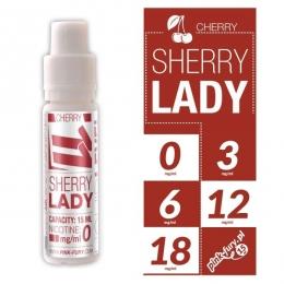 Жидкость для электронных сигарет Pink-Fury SHERRY LADY Вишня 15