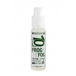 Жидкость для электронных сигарет Pink-Fury FROG IN THE FOG Яблок