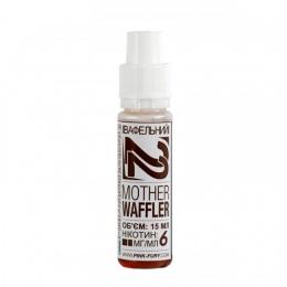 Жидкость для электронных сигарет Pink-Fury MOTHER WAFFLER 15 мл