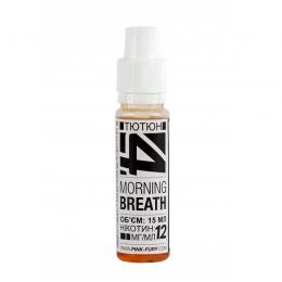 Жидкость для электронных сигарет Pink-Fury MORNING BREATH Табак