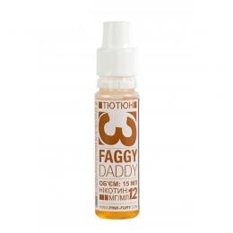Жидкость для электронных сигарет Pink-Fury CFAGGY DADDY Табак 15