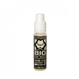Жидкость для электронных сигарет Pink-Fury BIG BOSS 15 мл