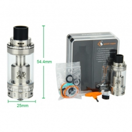 Бакомайзер Geekvape Griffin 25 RTA Top Airflow 6ml Silver