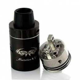 Атомайзер Mutation X V5 RDA Black