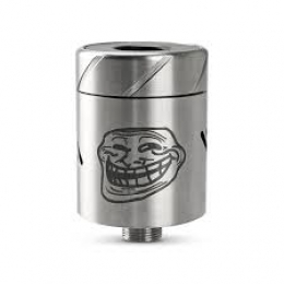 Атомайзер The Troll RDA Silver