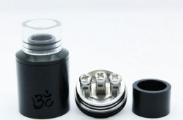 Атомайзер Turbo RDA V2 Black