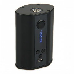 Боксмод Eleaf iStick 200W TC Black