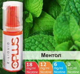 Жидкость Oplus  Мята