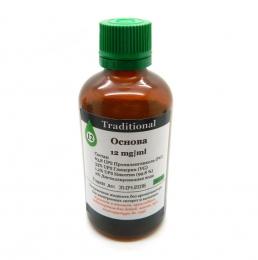 Основа для приготовления жидкостей Traditional 100 мл 12 мгмл