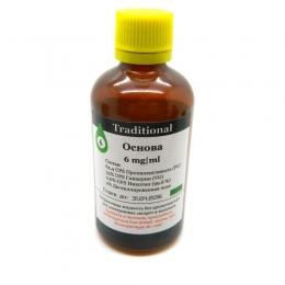 Основа для приготовления жидкостей Traditional 100 мл 6 мг