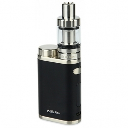 Комплект Eleaf Pico 75W Melo 3 Atomizer Black