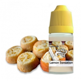 Жидкость Vape Wild Lemon Sansation