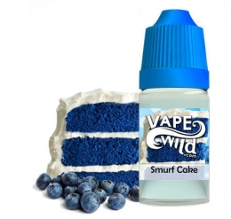 Жидкость Vape Wild Smurf Cake