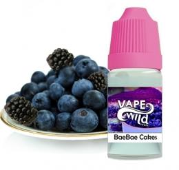 Жидкость Vape Wild BaeBae Cakes