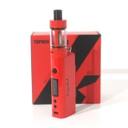 Комплект Kangertech TOPBOX Mini TC 75W Red