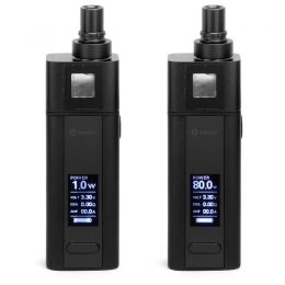 Комплект Joyetech Cuboid Mini TC 80W 2400 mAh Black