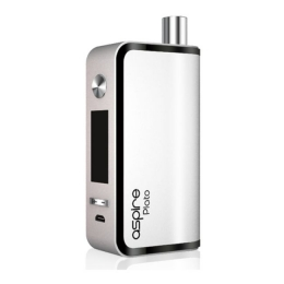 Комплект Aspire Plato TC 50W 2500 mAh 18650 White