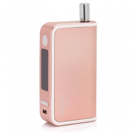 Комплект Aspire Plato TC 50W 2500 mAh 18650 Rose Gold
