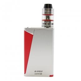 Комплект Smok H-PRIV KIT 220W Silver
