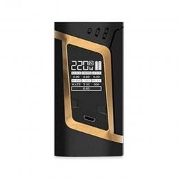 Боксмод Smok Alien 220W TC Gold