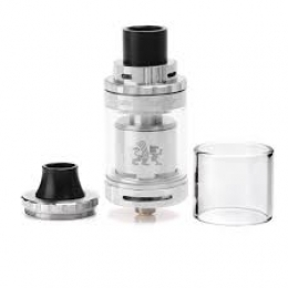 Бакомайзер Geekvape Griffin 25 Mini RTA Top Airflow 3 ml Silver