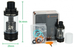 Бакомайзер Geekvape Griffin 25 RTA Top Airflow 6ml Black