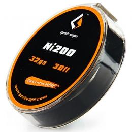 Кантал GeekVape Ni200 32GA 10 м