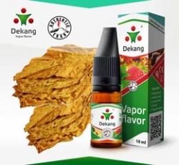 Жидкость Dekang Датский табак